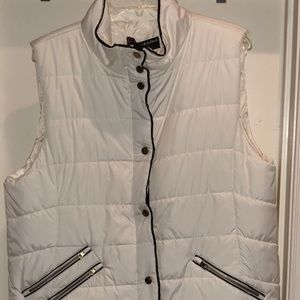 Quilted Vest - NWT